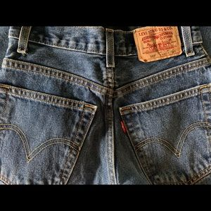Levi 569 Loose Straight Boys Jeans